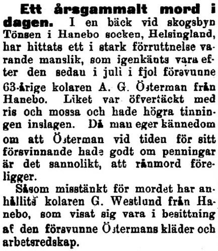 Tidningen Kalmar 1907-06-17